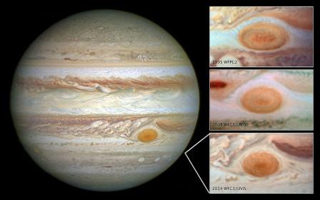 Jupiter-GRS-Red-Spot