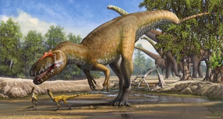 10 недавно открытых видов динозавров 5