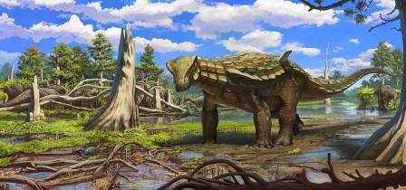 10 недавно открытых видов динозавров 7