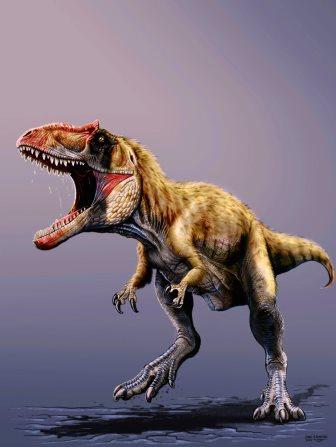 10 недавно открытых видов динозавров 9