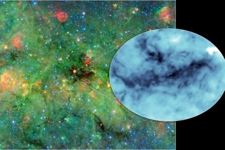 Астрономы обнаружили «колыбель» 70 тысяч звезд