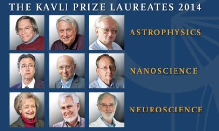 Лауреатами премии Кавли стали российские ученые