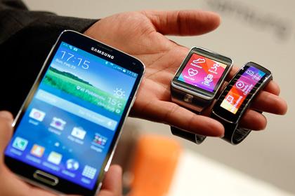 Samsung начнёт выпускать «умные» часы с функцильностью смартфона