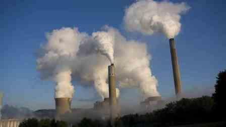 Финские учёные разработали метод извлечения углекислого газа из воздуха