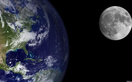 Земля и Луна на 60 млн. лет старше