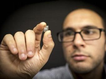 Новый прорыв в нанопроизводстве