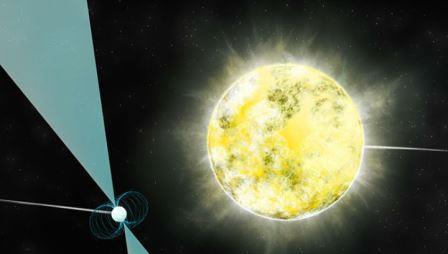 Самая холодная звезда Вселенной является гигантским алмазом