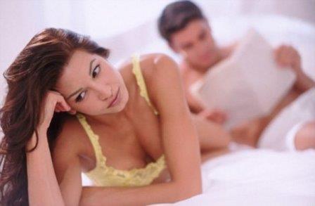 почему женщины не получает удовольствие от секса