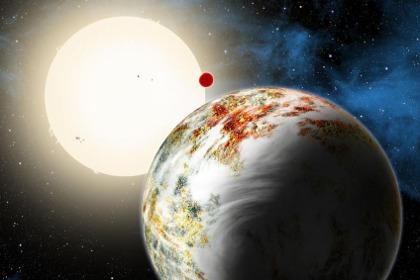 Астрономы обнаружили в космосе «Мегаземлю»
