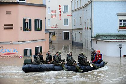 В Европе подсчитали экономический ущерб от глобального потепления