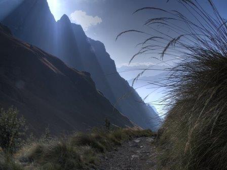 Долина Урубамба в Перу