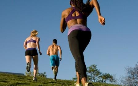 Всего 7 минут ежедневного бега укрепят сердце на треть