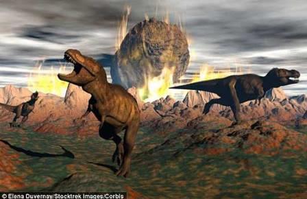 Возможно динозаврам просто не повезло