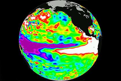 Эль-Ниньо 1997