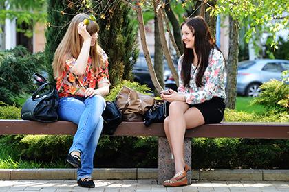 Друзья обладают множеством общих генов
