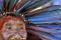 Племя бразильских индейцев вступило первый раз в контакт с цивилизацией