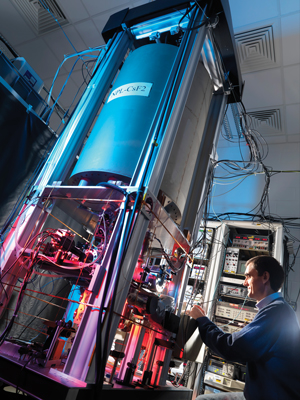 Когда-нибудь у сверхточных атомных часов появятся молекулярные аналоги.