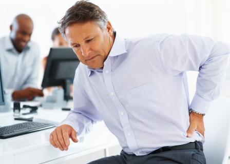 Боли в спине не зависят от погоды