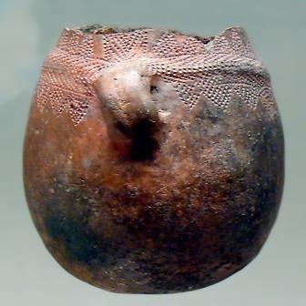 Образец керамики «кардиум»