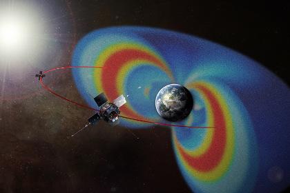 Зонды НАСА и радиационные пояса Земли