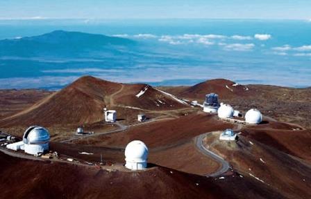 На Гавайях осенью начнется строительство самого большого в мире телескопа