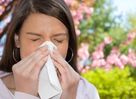 Аллергия может быть причиной частой мигрени