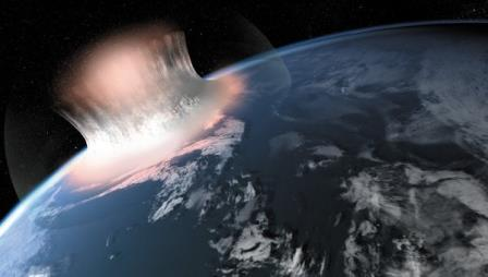 Обнаружен потенциально опасный для Земли астероид