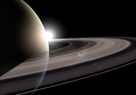 Кольца Сатурна имеют древнее происхождение