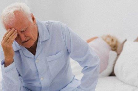 Ученые выяснили причину бессонницы у пожилых людей
