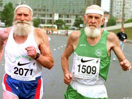 Здоровый образ жизни защищает клетки от старения