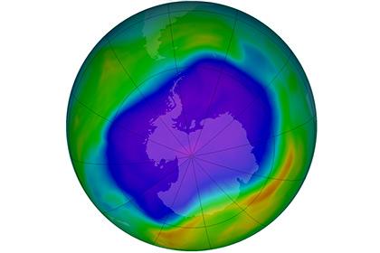 НАСА узнало о новых источниках  выбросов разрушающих озоновый слой