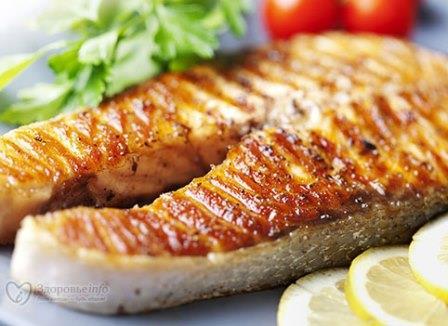Рыба помогает пожилым людям предотвратить деменцию
