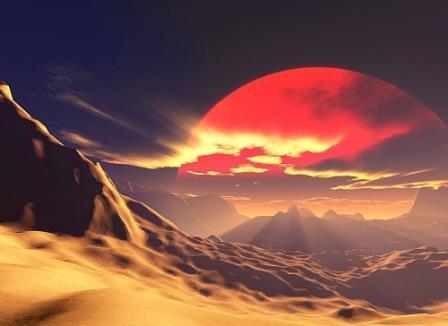 Если не Земля — то пустыня?