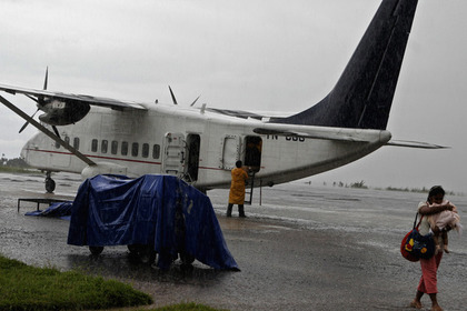 Рядом со столичным аэропортом в Никарагуа упал метеорит
