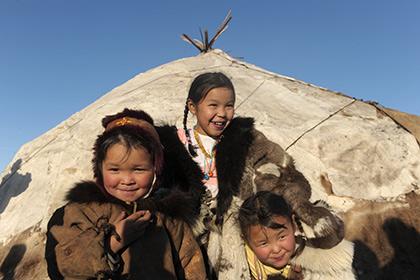 Среди предков европейцев были древние сибиряки