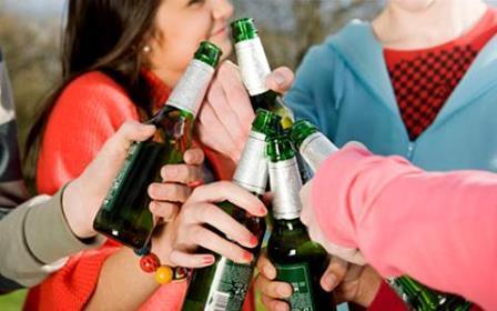 Высокий уровень физической активности может привести к алкоголизму