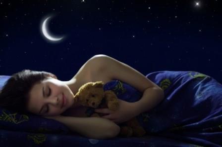 Качество сна зависит от лунных циклов
