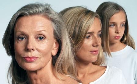 Настоящее старение организма начинается в 40 лет