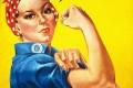 «We Can Do It!» — американский пропагандистский плакат времен Второй мировой войны