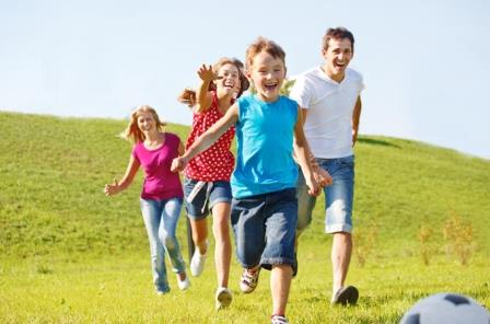 На активность человека влияет его место жительства