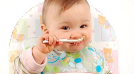 Пищевые предпочтения у детей формируются на первом году жизни