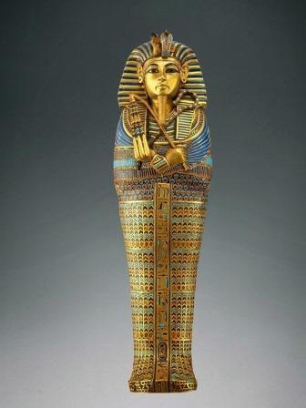 Облик фараона Тутанхамона