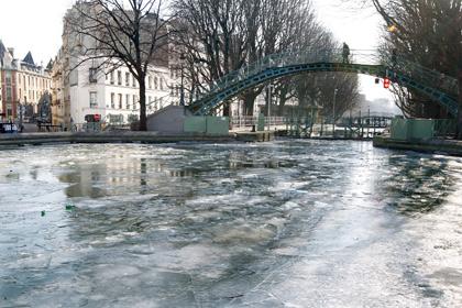 В участившихся холодных зимах Европы обвинили морской лед