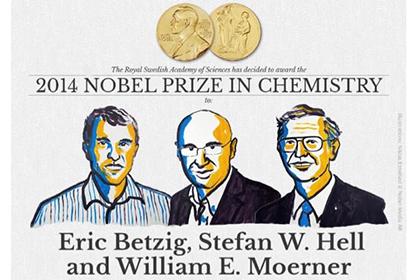Портреты нобелевских лауреатов