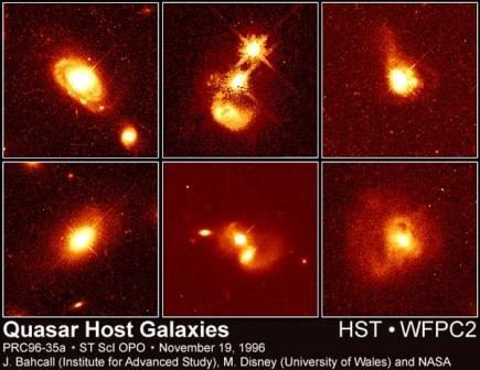 Подтвердждено наличие группы спокойных медленных квазаров