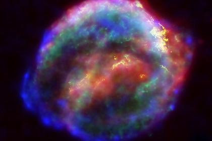 Остаток от взрыва SN 1604
