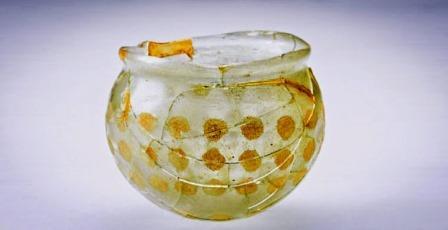 В захоронении V века в Японии обнаружена римская посуда