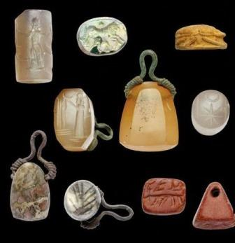 В Турции обнаружены новые артефакты и изображение неизвестного бога