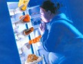 Мозг более активнее, когда человек голоден