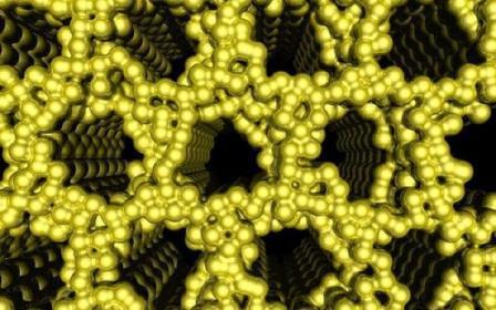 В Калифорнийском университете изобрели новый наноматериал